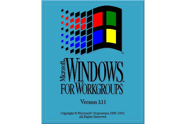 История графических интерфейсов ОС Windows