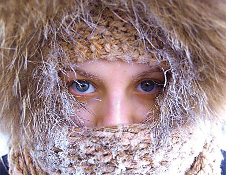 8 критических ошибок поведения на морозе