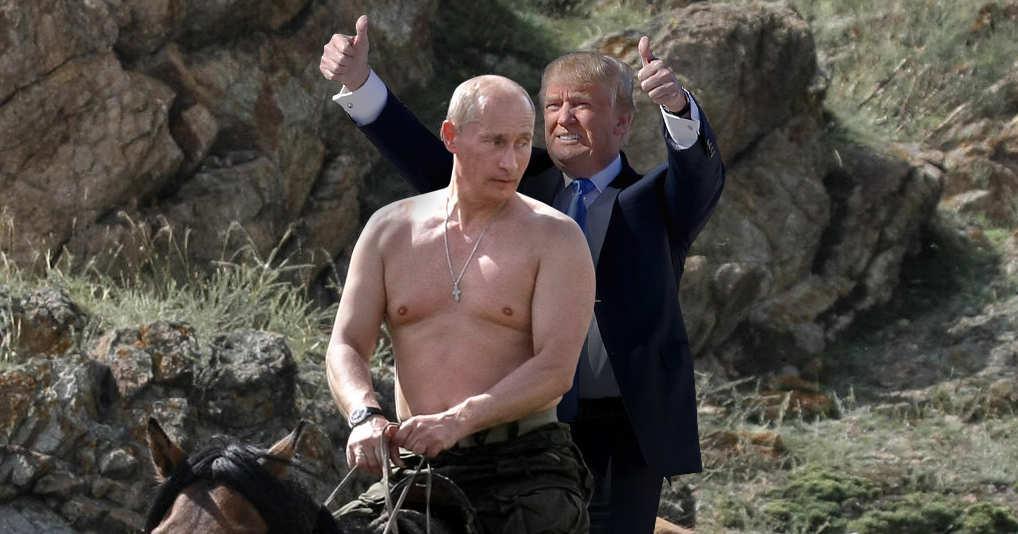 Принуждение к суверенитету: Путин как гарант независимости Америки