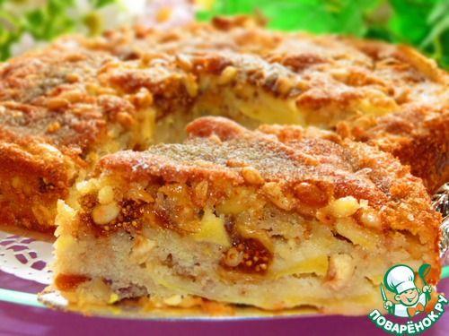 От сицилийского яблочного торта еще никто не отказывался…. Это искушение, а не рецепт!