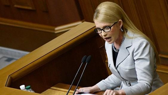 Он убил сам себя: Тимошенко прокомментировала смерть Гиви