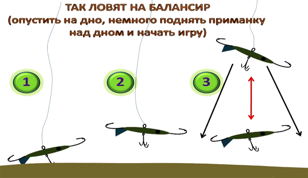 как поймать щуку без блесны
