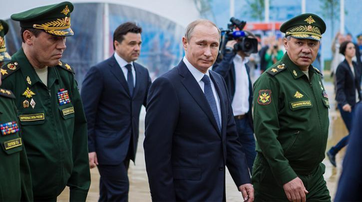"""""""Железный кулак"""" Путина разрушил планы Вашингтона и Лондона: Москва переиграла всех."""