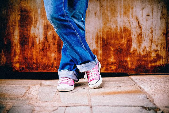 Как ноги могут с готовой выдать намерения вашего собеседника
