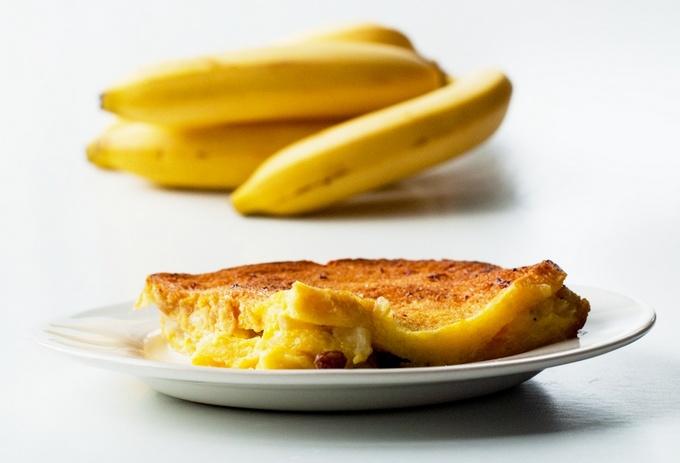 Банановые гренки. Как приготовить гренки с бананами