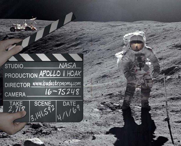 Вопрос о полетах американцев на Луну закрыт. Факт обмана признан.