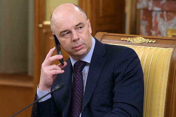 Силуанов: при цене нанефть $55 забаррель бюджет получит 1,4 трлн рублей