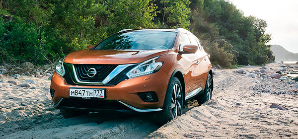 Nissan назвал цены на новый Murano российской сборки