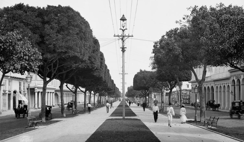 Как Гавана выглядела 100 лет назад