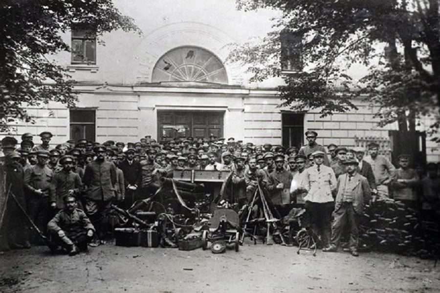 Кто и сколько на западе заплатил за ярославский мятеж 6-21 июля 1918г?