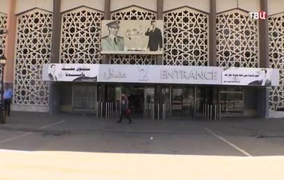 В Дамаске восстанавливают аэропорт