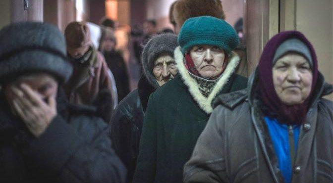 Откровения киевского пенсионера