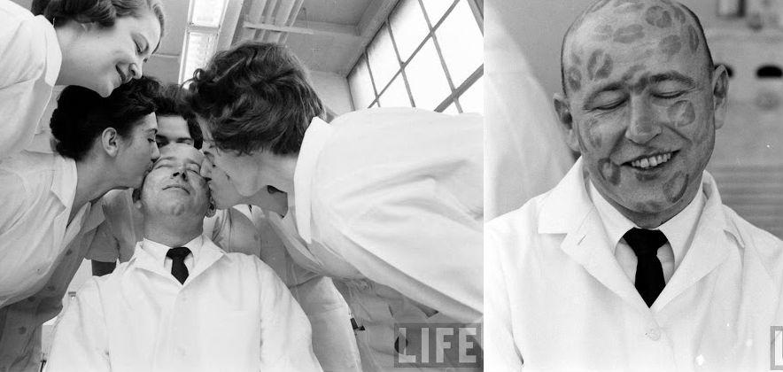 Мужчина должен быть лысым: лучшая работа в мире — тестировщик губной помады