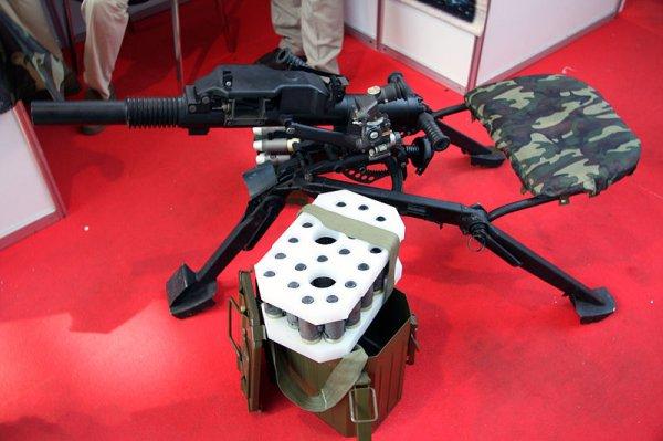 Уникальный АГС-40 «Балкан» готовится к серийному производству