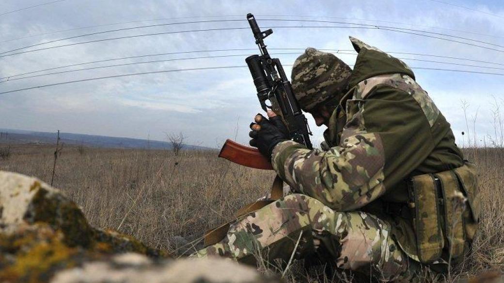 Донбасс: уничтожен украински…