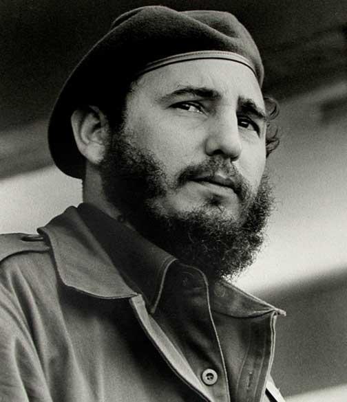 К 90-летию Фиделя Кастро