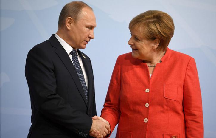 Берлин «провел» Европу: для России созданы особые условия вопреки политике ЕС и США