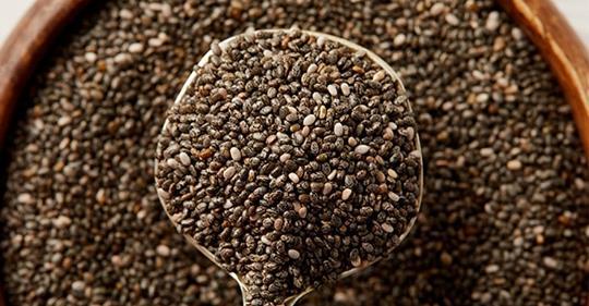 5 чудесных преимуществ семян чиа для здоровья