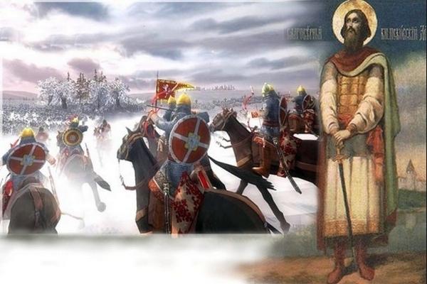 750 лет легендарной Раковорской битве с датчанами