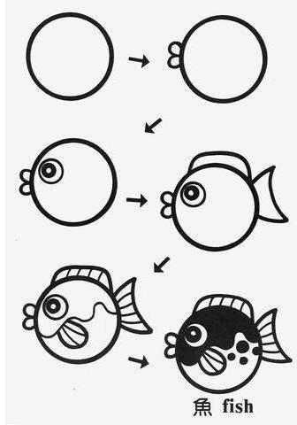 Рисунки из кругов