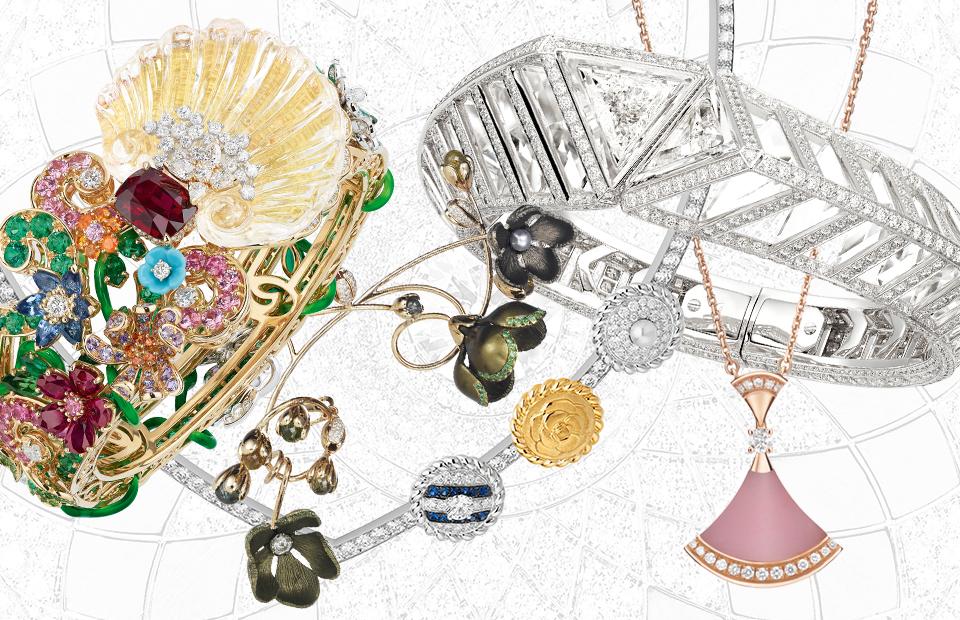 Трансформеры и асимметрия: high jewellery в Париже