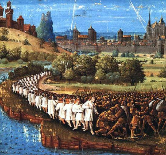 Крестовый поход бедноты (1096)