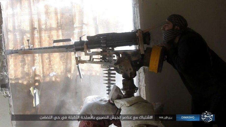 ИГИЛ бежит