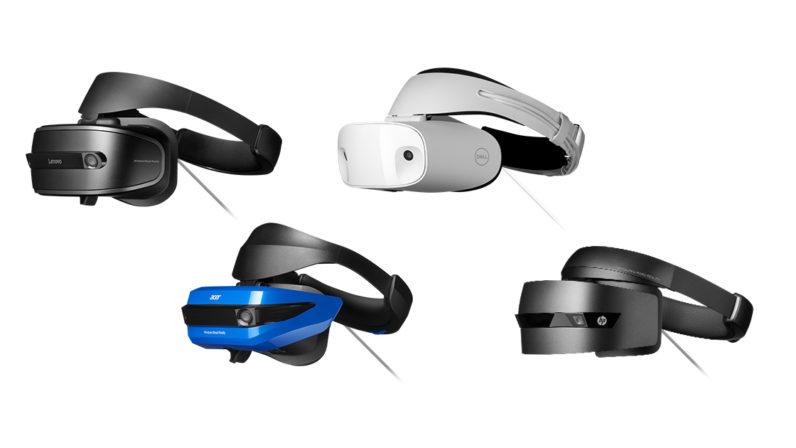 Компания Microsoft всерьёз намерена сделать VR мейнстримом