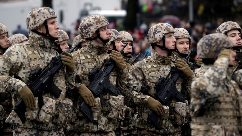 Латвийские добровольцы решили сражаться с Россией «до последнего»
