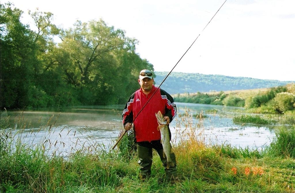 осетр в районе оки рыбалка