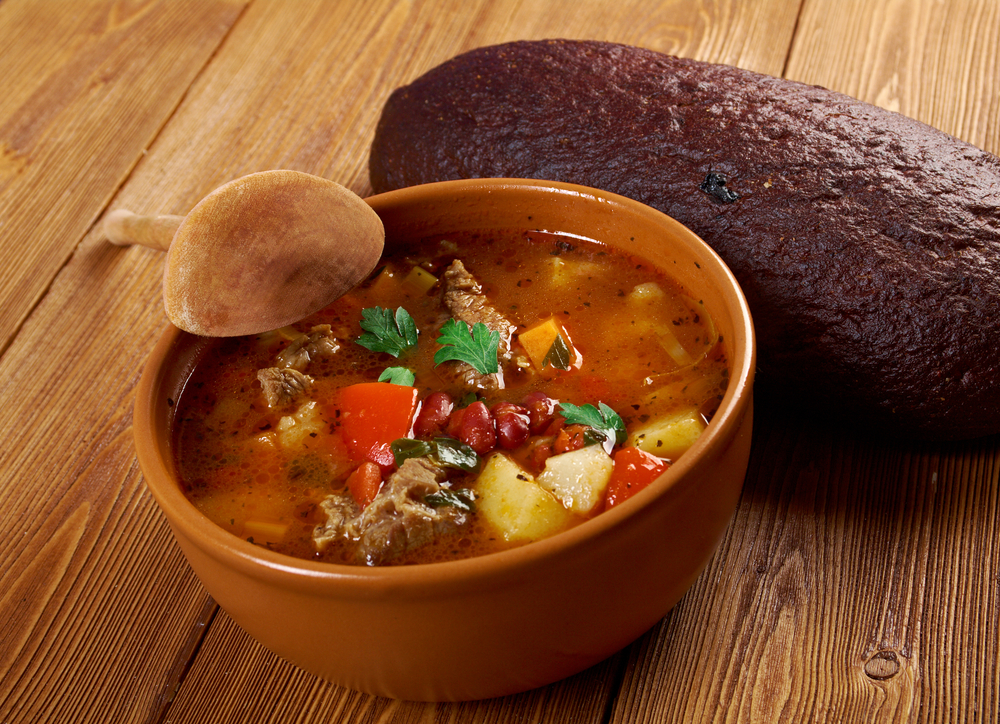 Полцарства за тарелку супа