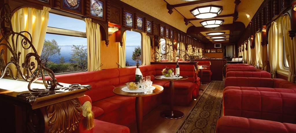 Роскошные поезда, билеты на которые нереально достать