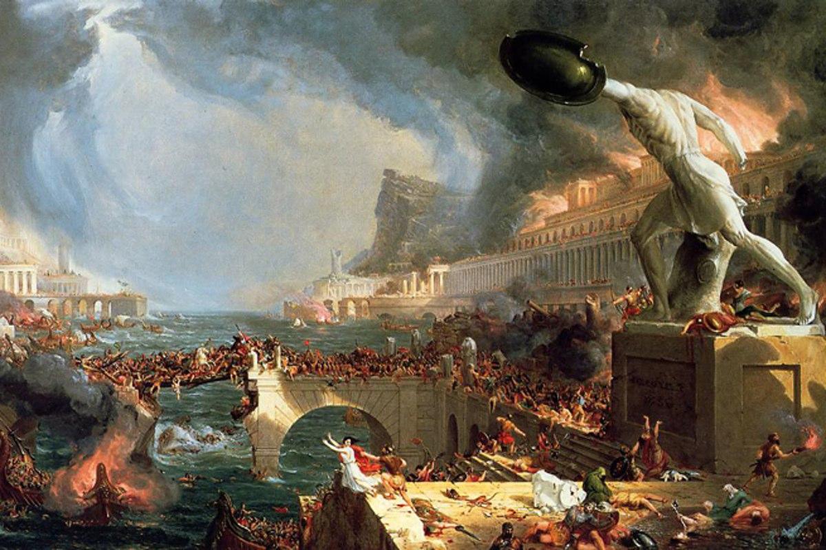 Миф об обязательном и бесповоротном распаде империй