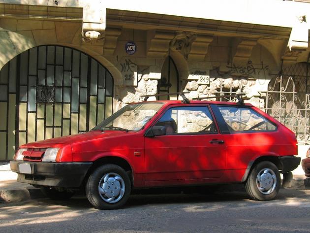 Samara Fun советский кабриолет, который заменил немцам «Мерседес»