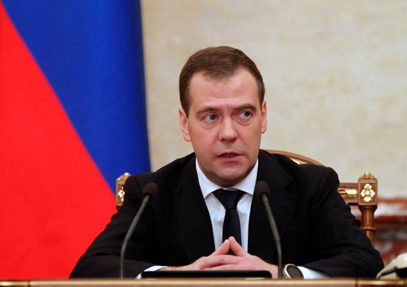 Дмитрий Медведев: На поддержку экономики выделяется до 107,5 млрд. руб.