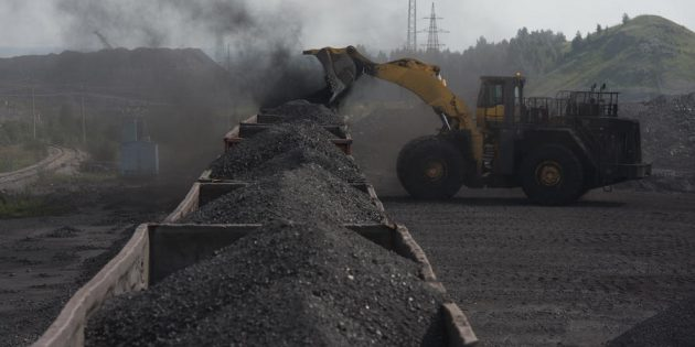 Ежесуточно Россия ворует более 10 тысяч тонн украинского угля