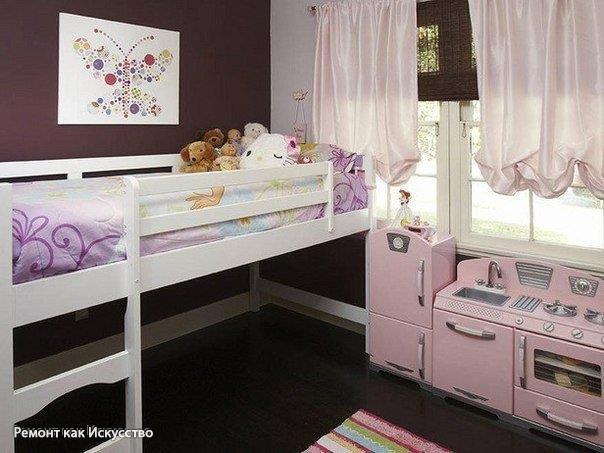 Психология цвета в детской комнате