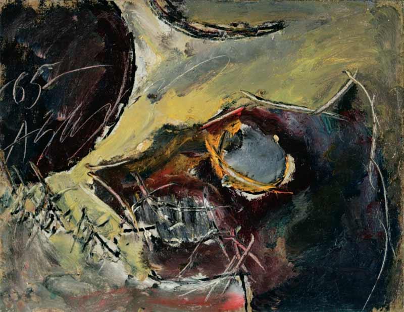 Зверев Анатолий . Собака -  Art4.ru, коллекция современного искусства
