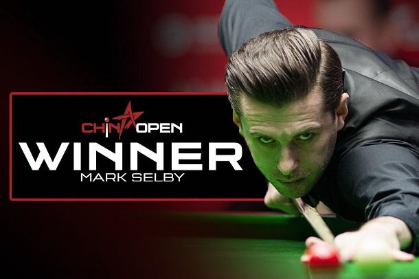 Марк Селби — победитель Chin…