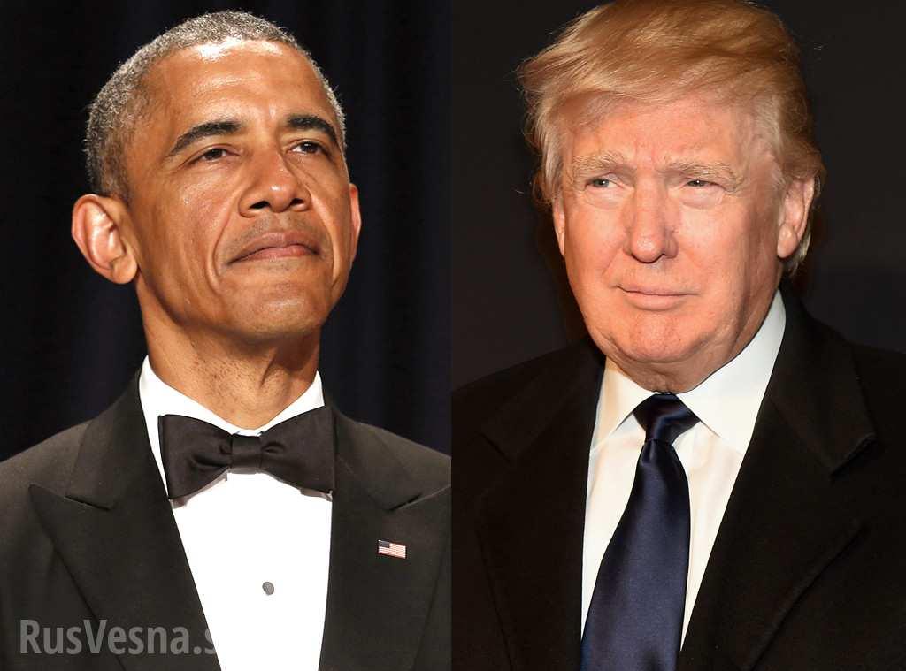 «Обамагония»: интриги уходящего президента, — мнение