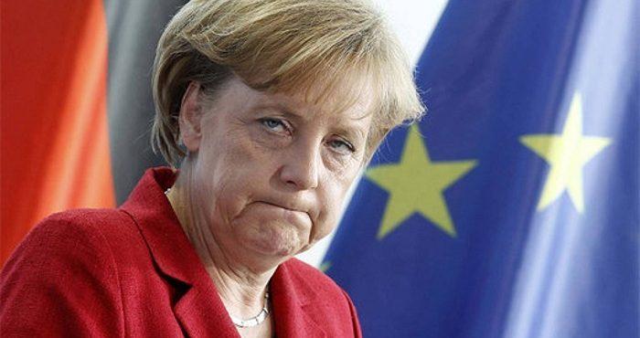 Ангела Меркель опозорила всю Европу