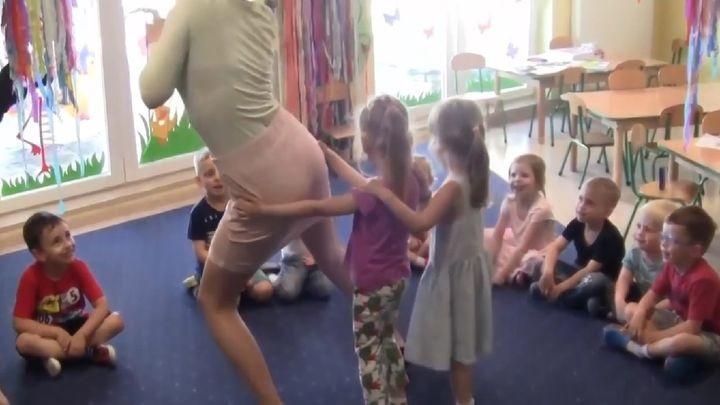 Хороший детский садик и игры интересные!