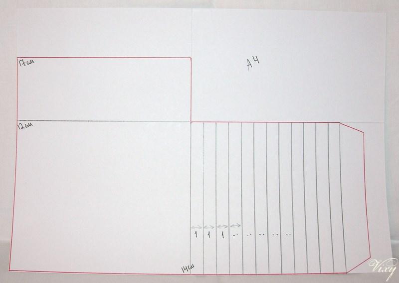 Как сделать гармошку из бумаги 81