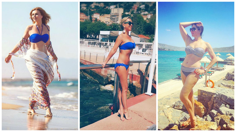 Big women bikini