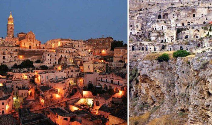 «Подземный город» Италии