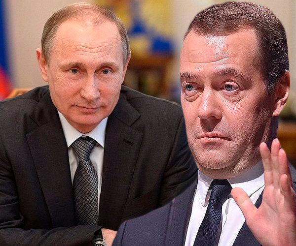Владимир Путин: Медведев должен разобраться в реальной жизни россиян, а также улучшить их жизнь