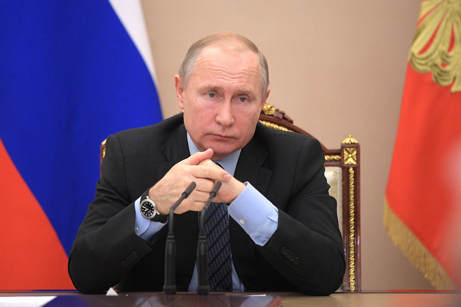 Как спасти рейтинг Путина?