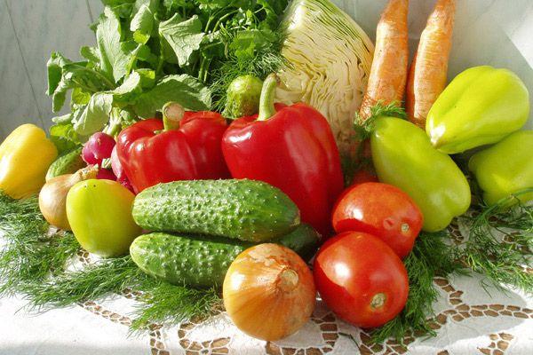 Овощи для улучшения работы почек