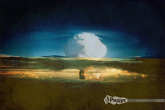 Киеву предложили использовать ядерное оружие на Донбассе