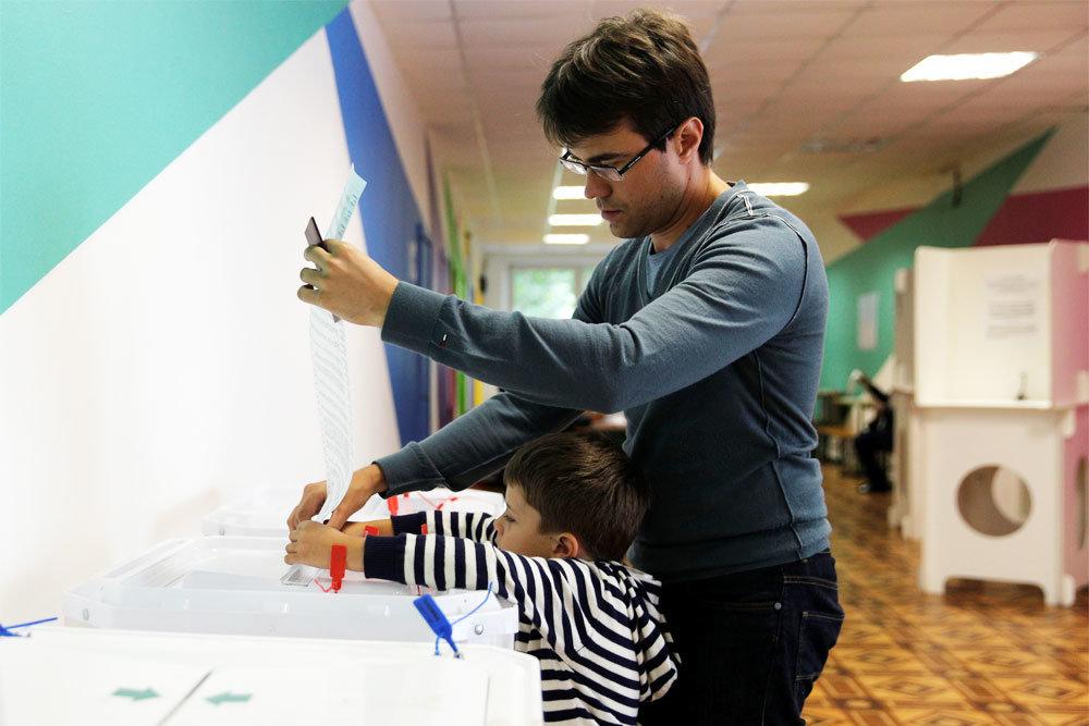 Муниципальные выборы прошли в Москве без серьезных нарушений